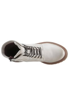 mjus hoge veterschoenen »dobleambra« wit