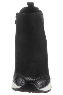 la strada chelsea-boots zwart