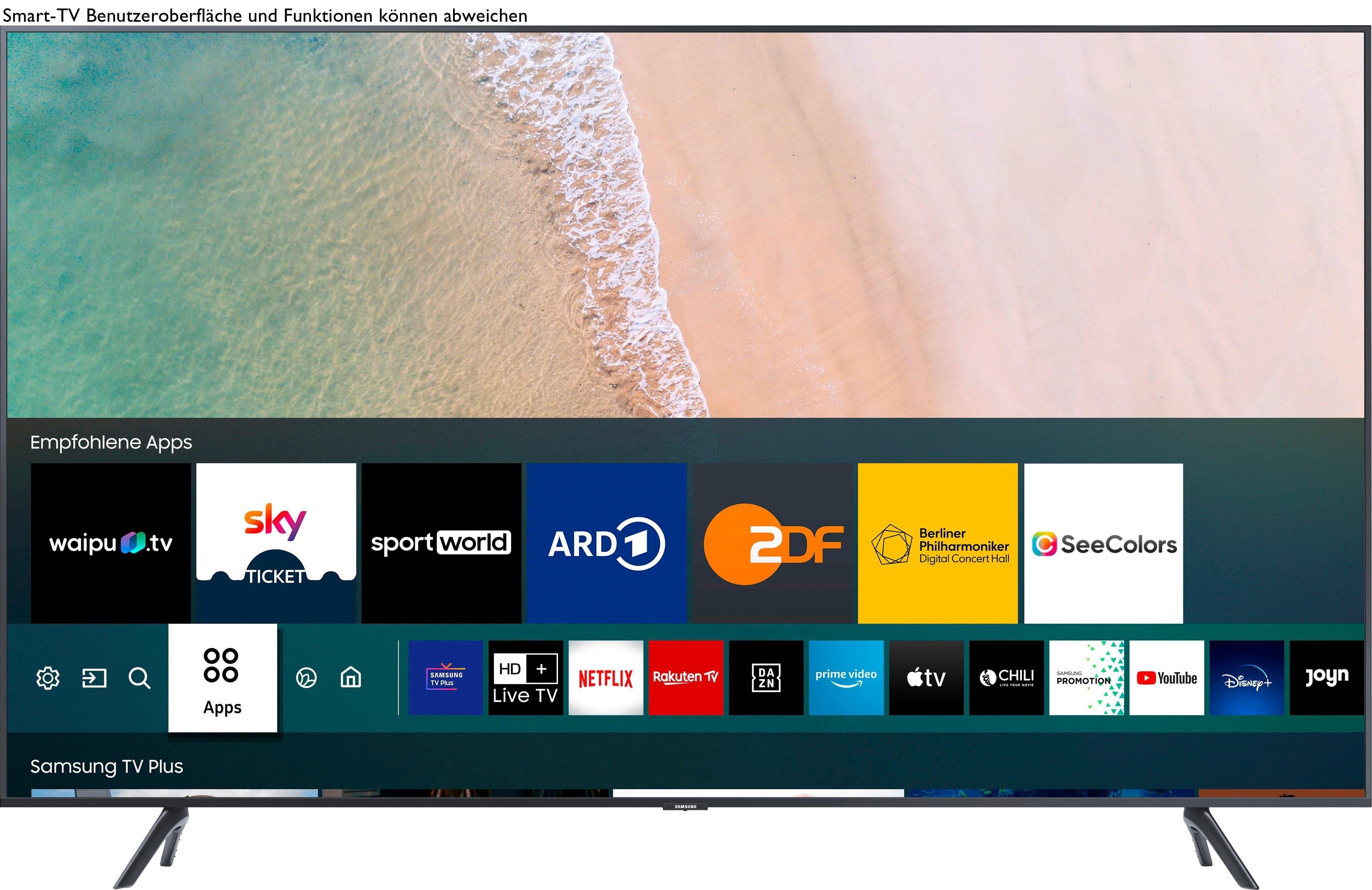 SAMSUNG »GU75TU7199U« LED-TV veilig op otto.nl kopen