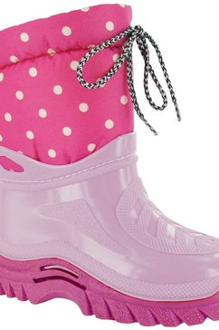 mirak laarzen »flurry kinder gefuetterte - maedchen« roze