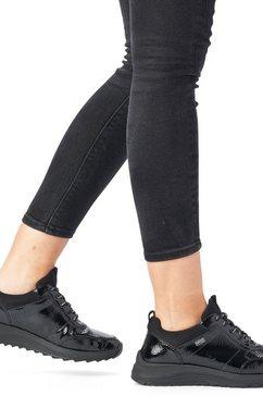remonte sneakers zwart