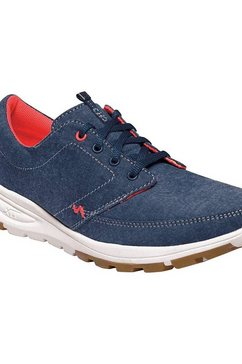 regatta wandelschoenen »damen sneaker marine ii« grijs