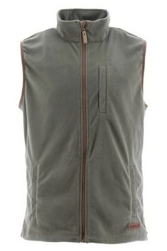 caterpillar mouwloos fleecevest »caterpiller herren concord fleece gilet« groen