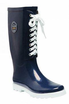 regatta rubberlaarzen »damen lady bayeux ii« blauw