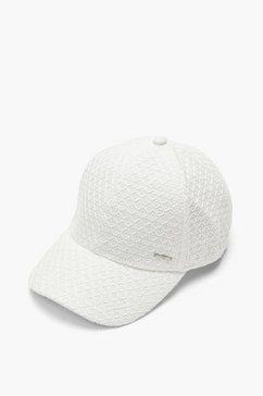 s.oliver cap van papier beige