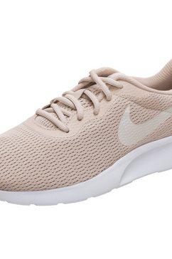 nike sneakers »tanjun« beige