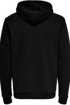 only  sons hoodie »ceres life hoodie sweat« zwart