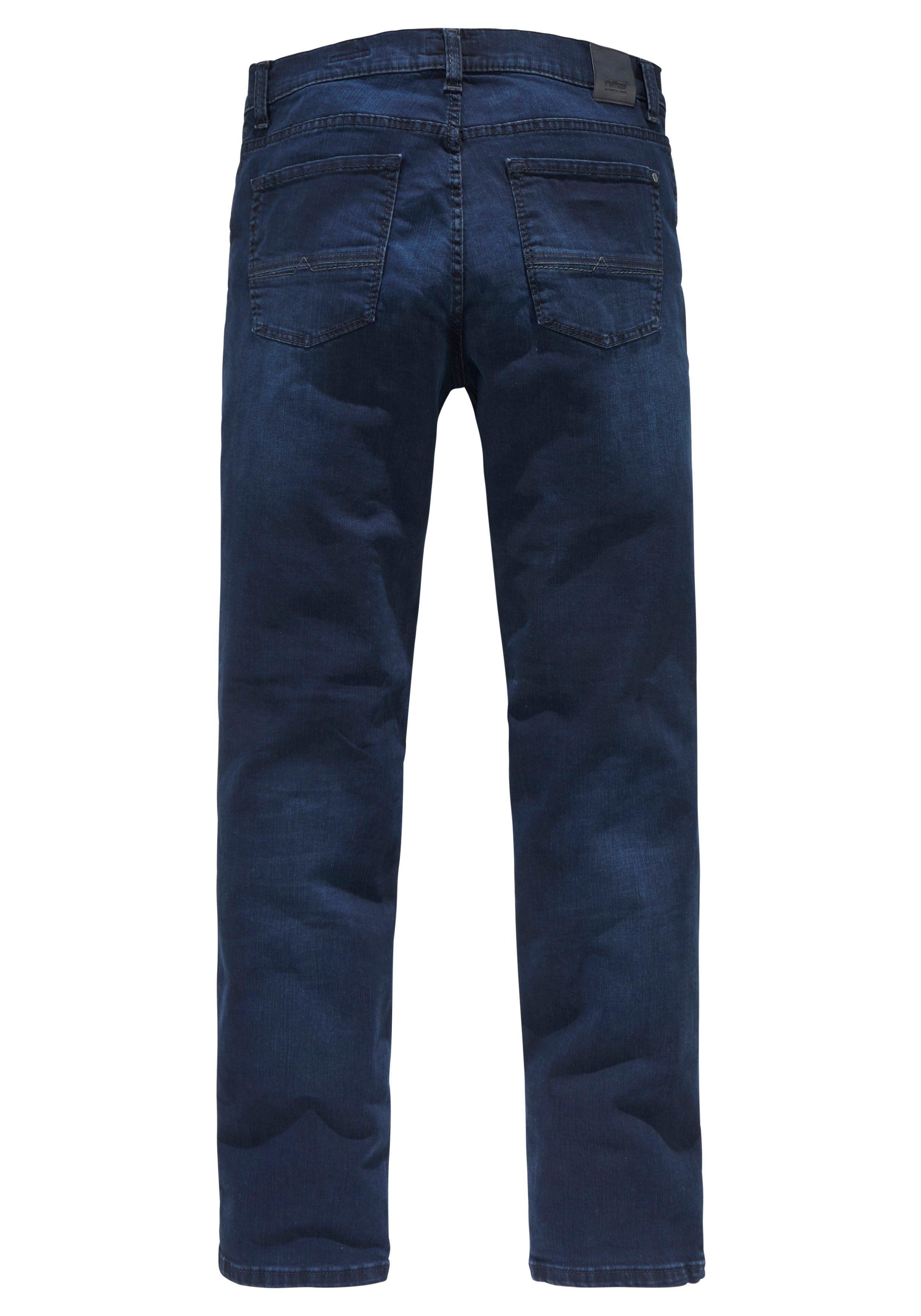 Pioneer Authentic Jeans straight jeans »Rando« bij OTTO online kopen