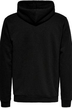 only  sons capuchonsweatvest »ceres life zip thr. hoodie sweat« zwart