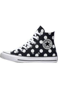 converse sneakers »chuck taylor all star hi« zwart