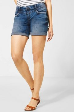 street one short »kate« blauw