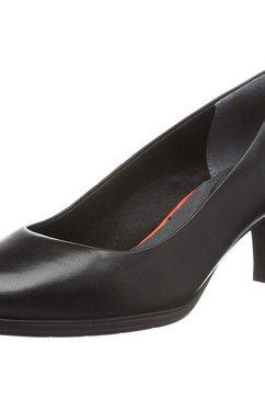 rockport pumps »damen melora einfache leder-« zwart