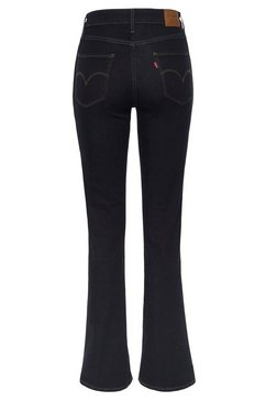 levi's bootcut jeans »725 high-rise bootcut« blauw