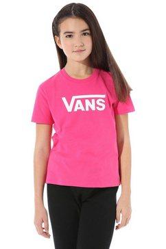 """vans t-shirt »flying v crew girls""""« roze"""