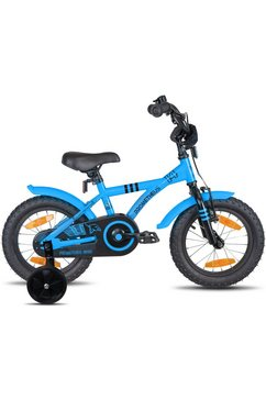 prometheus bicycles »hawk« kinderfiets blauw