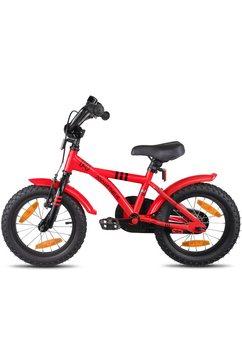 prometheus bicycles »hawk« kinderfiets rood