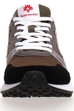w6yz sneakers »wolf« groen