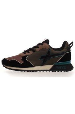 w6yz sneakers »jet« groen