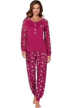 marie francoise pyjama rood