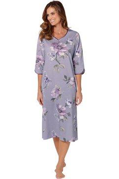 arabella nachthemd paars