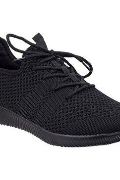 divaz sneakers »damen heidi schuhe« zwart