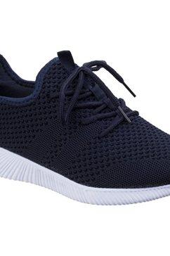 divaz sneakers »damen heidi schuhe« blauw