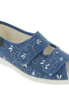 mirak sandalen »mirat damen n molly« blauw