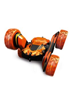 carrera »carrera 2,4 ghz turnator atom« radiografisch bestuurbare buggy oranje