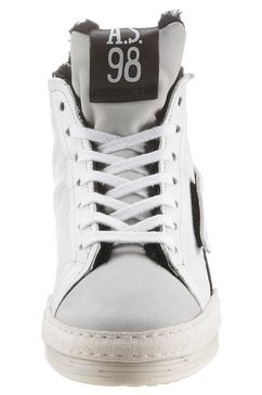 a.s.98 plateausneakers »mind« wit