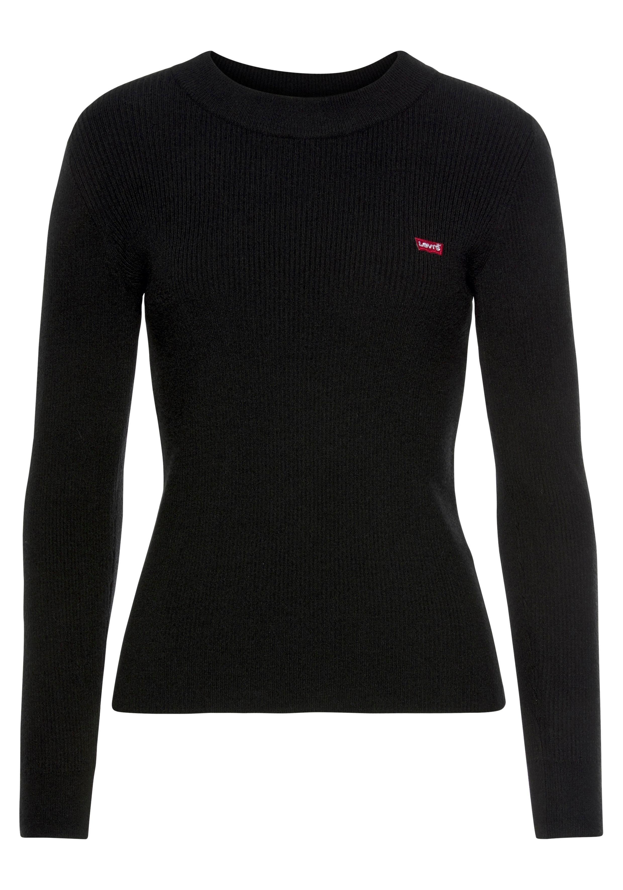 LEVI'S gebreide trui »Crew Rib Sweater« goedkoop op otto.nl kopen