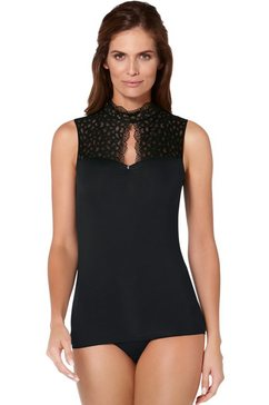 nina von c. shirt voor eronder zwart