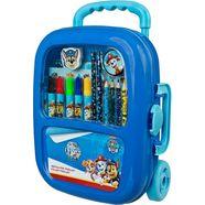 undercover tekensjabloon »trolley paw patrol« blauw