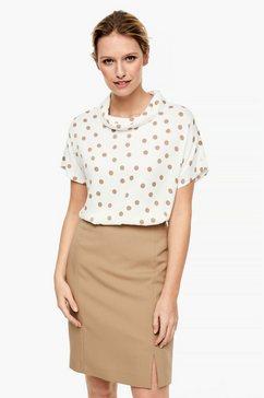 s.oliver black label blouse bruin