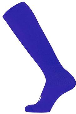 sols sportsokken »kinder fussballsocken - kniestruempfe« blauw