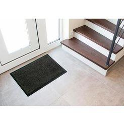 my home mat »mette« grijs