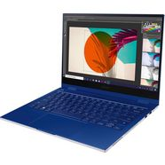 samsung »np930q galaxy book flex 13''« notebook blauw