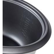 bestron »arc180« rijstkoker zilver