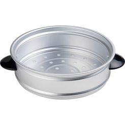 bestron »arc100as« rijstkoker zilver