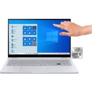 samsung »np950q galaxy book flex 15''« notebook zilver