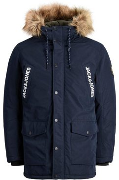 jack  jones parka »sky« blauw