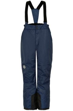 color kids skibroek blauw