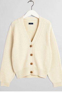 gant vest wit