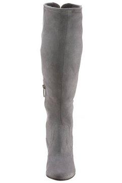 tamaris laarzen »pedas« grijs