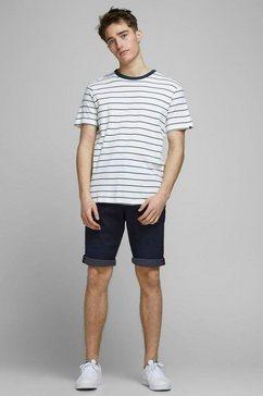 jack  jones bermuda »rex long shorts« blauw