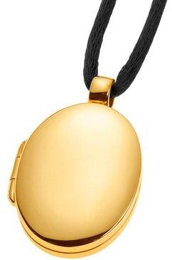 lady hanger met ketting goud