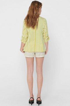 only lange blazer »onlrose« geel