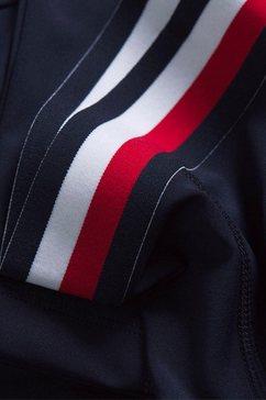 tommy sport legging »full length reveal legging« blauw