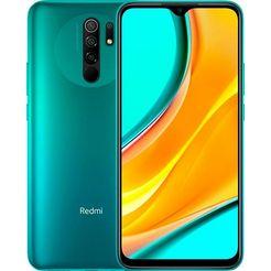 xiaomi »redmi 9« smartphone groen