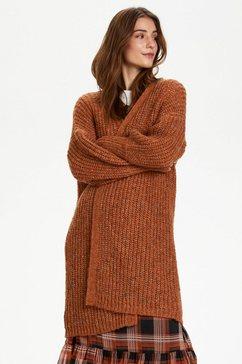 kaffe cardigan »kabenni knit« bruin