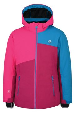 dare2b ski-jack »kinder chancer ski jacke« roze